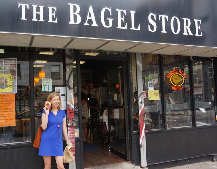 the bagel store brooklyn bedford