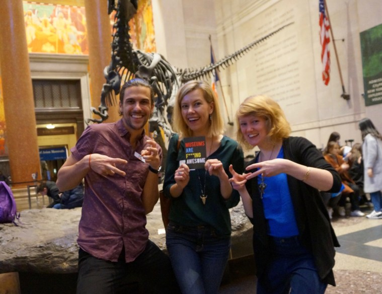 museum hack tour guides