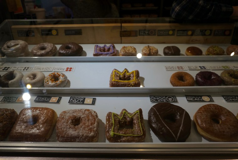 doughnut plant chelsea selections