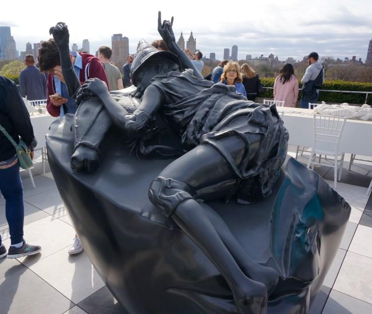 2017 met rooftop commission Adrián Villar Rojas