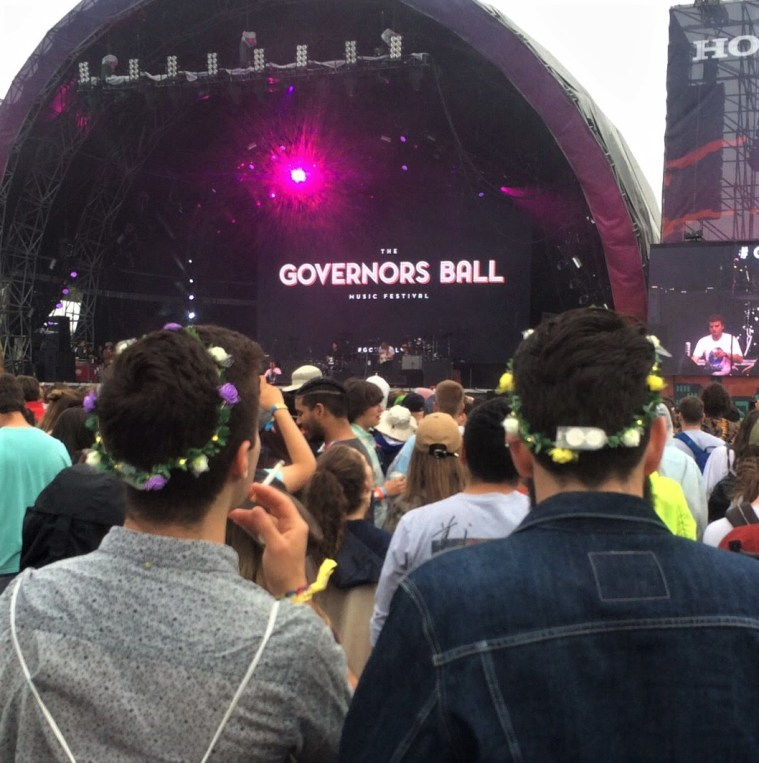 gov ball nyc flower crowns