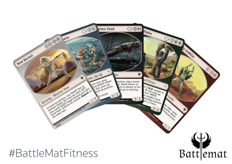 battle mat fitness