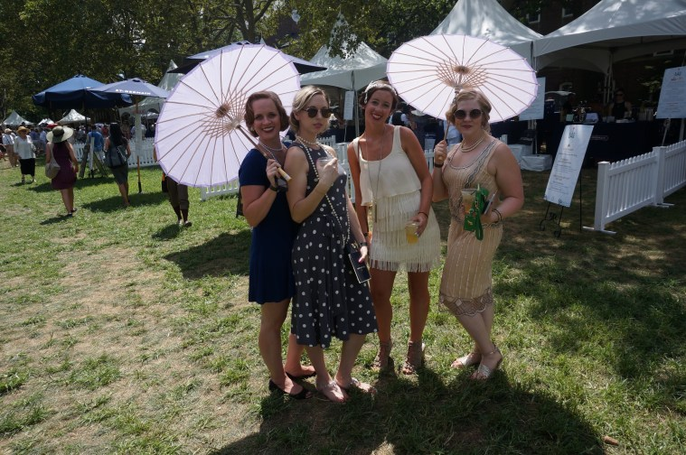 jazz age lawn party preview parasols