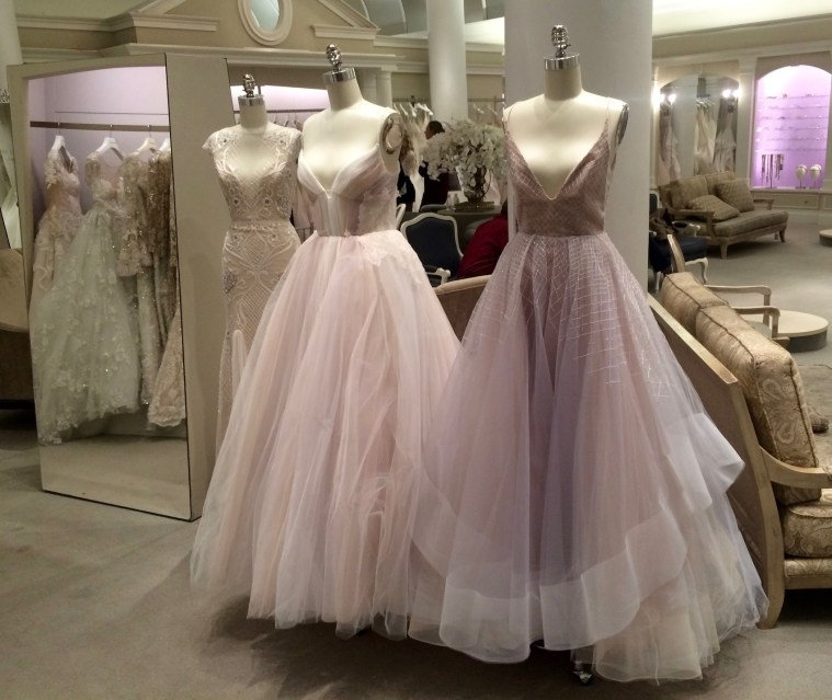 Wedding Gowns In New York: Jaded New Yorkers Experience Kleinfeld Bridal (the One