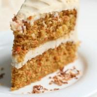 Voilà la vraie recette du carrot cake New-Yorkais