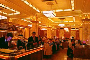 Brasserie Zedel in London - New Yorker Meets London