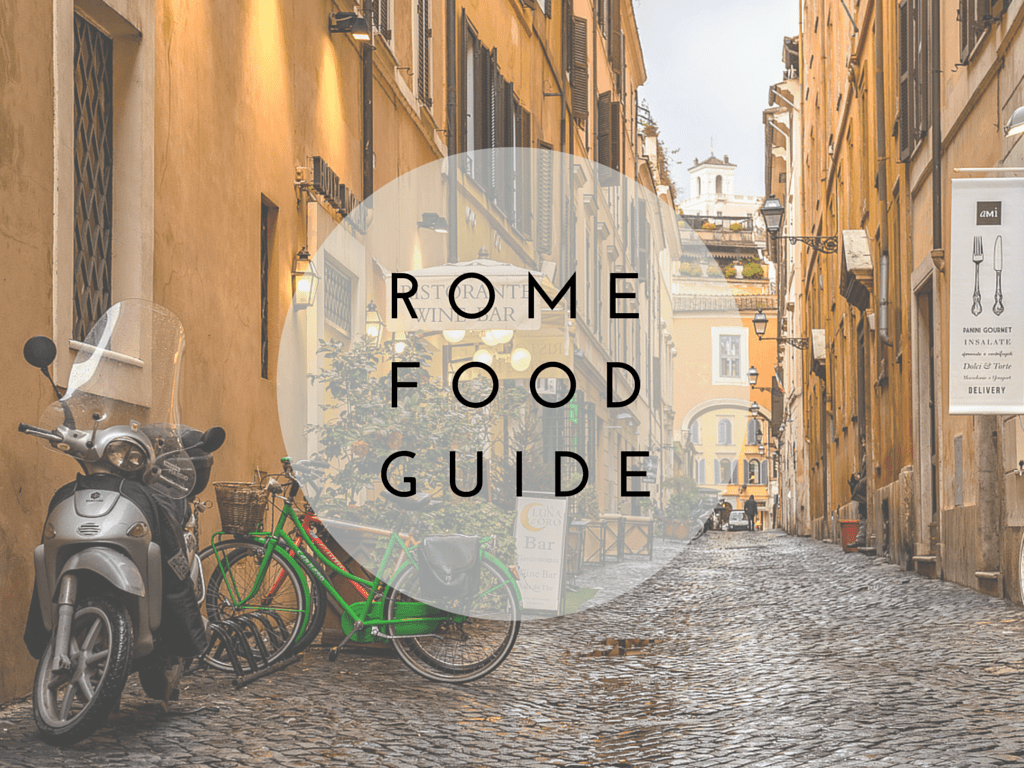 Best Restaurants in Rome
