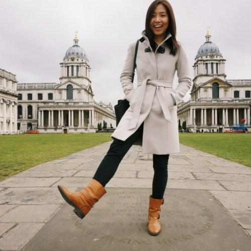 New Yorker Meets London Greenwich