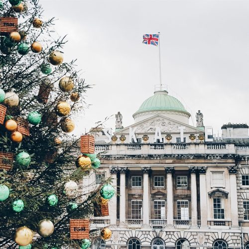 Somerset House Christmas London