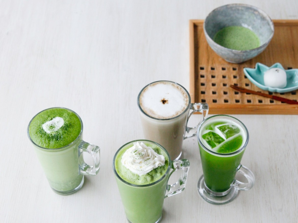 top 5 matcha cafe in London