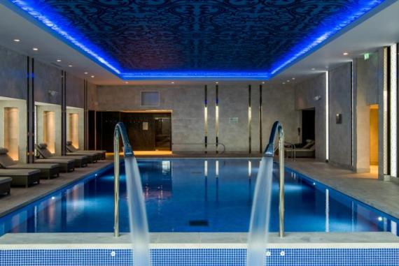 intercontinental O2 spa