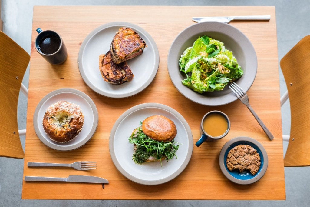tartine manufactory best places to eat in San Francisco