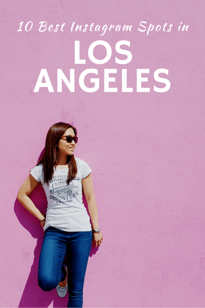 best places to take pictures los angeles