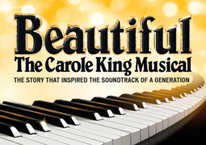 Beautiful: The Carole King Musical logo