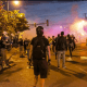 Violent protests rock Minneapolis for 2nd night
