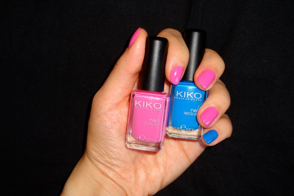The Skittle Manicure: Making the Most of Our Nail Polish Collections (5/6)