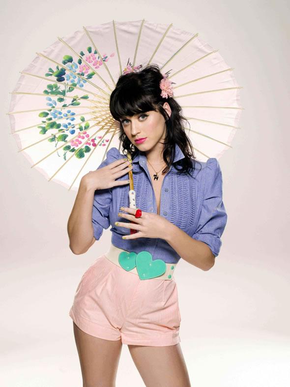 Nail Inspiration, Part I: Katy Perry (1/6)