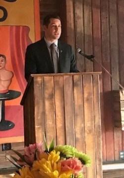 Syracuse Mayor Ben Walsh