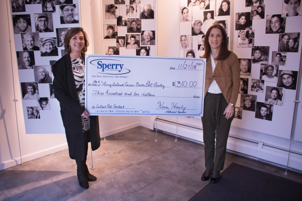 Sperry Federal Credit Union LI Cares Check Donation 2018.11.27.jpg