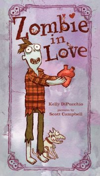 Lily's favorite book! Even Zombies want to fall in love!