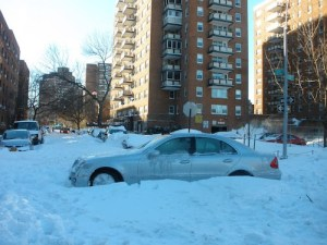 What to do in a NYC Snow Emergency to Avoid a Parking Ticket