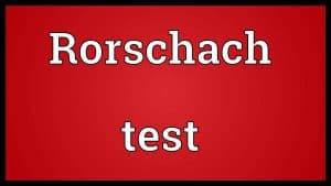 Rorschach NYC parking ticket test