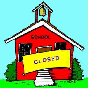 School is closed