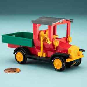 toy pick-up truck represents under 6001 lbs