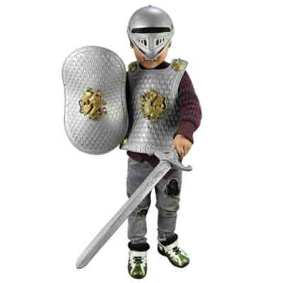 Parking ticket sword and shield protection