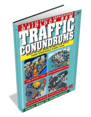 "Gridlock Sam's ""Traffic Conundrums""Book"