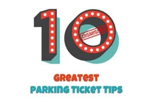Larry's 10 greatest parking ticket tips