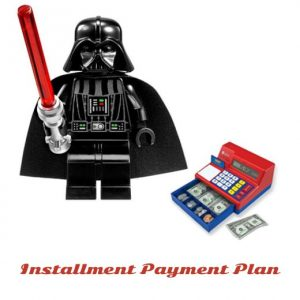 Evil Empire installment payment plan