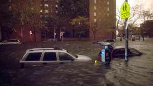 How to use Parking Tickets to Punish Victims of Hurricane Sandy