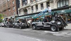 What you need to Know when your car is Towed in NYC