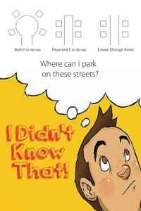 This image represents that NYC parking rules a reader may not know about
