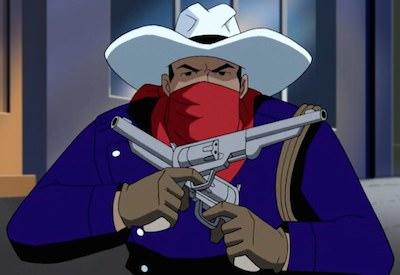 This image of a vigilante represents the blog post about NYC parking vigilantes