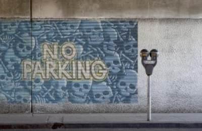 NYPT-parking meter-graffiti