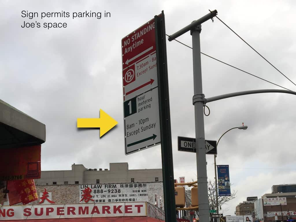 NYC parking ticket trap-safety zone.004