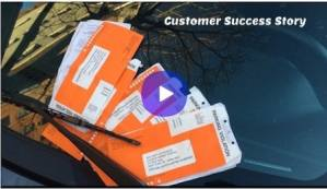 Customer Success Story: How I Beat 6 Pedestrian Ramp Tickets