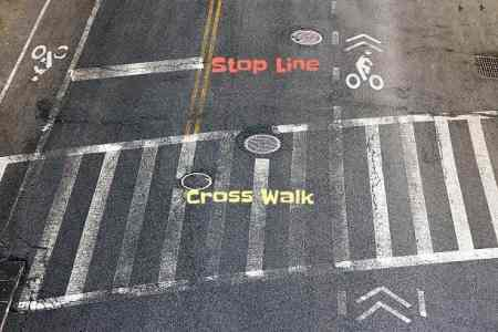 Crosswalks and Stop Lines, do you know the difference?