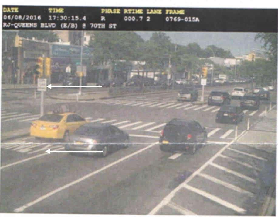 Red Light Camera Nyc