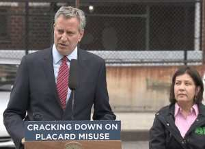 Placard abuse crackdpwm