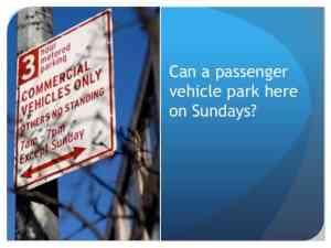 Client Success: I Beat a No Standing Parking Ticket