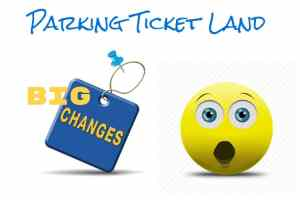 Parking Ticket Land undergoes shocking changes