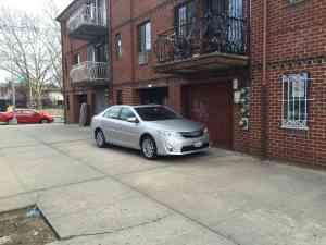 This car got a sidewalk parking ticket. Was it justified?