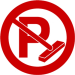 NYC ASP Rules-logo on parking sign