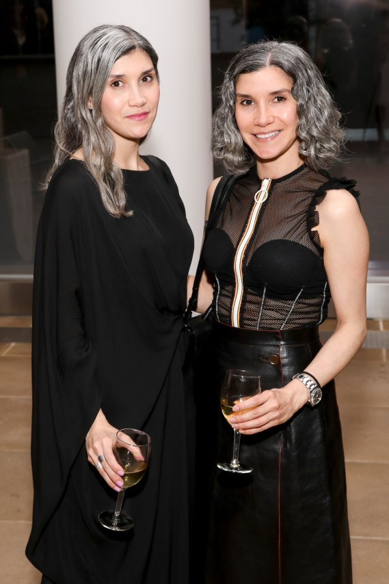 Sarah Chenowith, Leslie Chenowith Cool Culture UnGala 2017 Held at The IAC Building NYC, USA - 2017.05.25 Credit: J Grassi