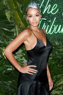 JULY 11: Model Draya Michele attends The Players' Tribune Hosts Players' Night Out 2017 at The Beverly Hills Hotel on July 11, 2017 in Beverly Hills, California. (Photo by Leon Bennett/Getty Images for The Players' Tribune )
