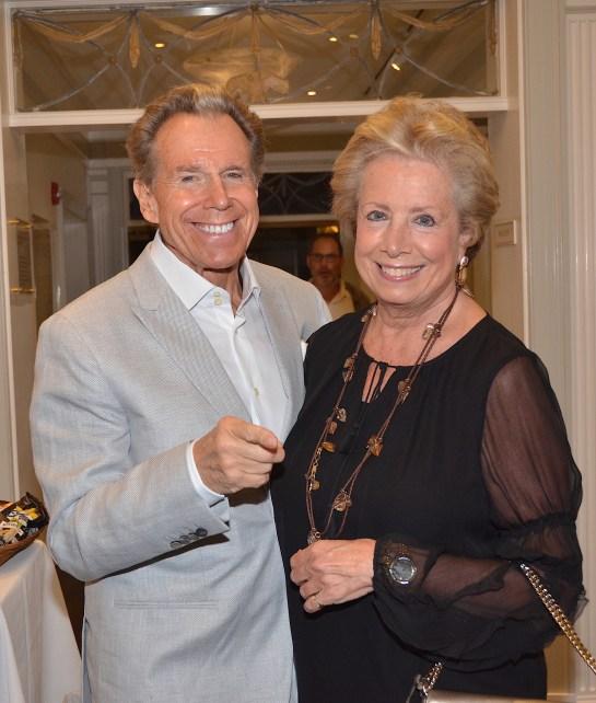 Bill Boggs, Lady Jane Rothchild by Barry Gordin