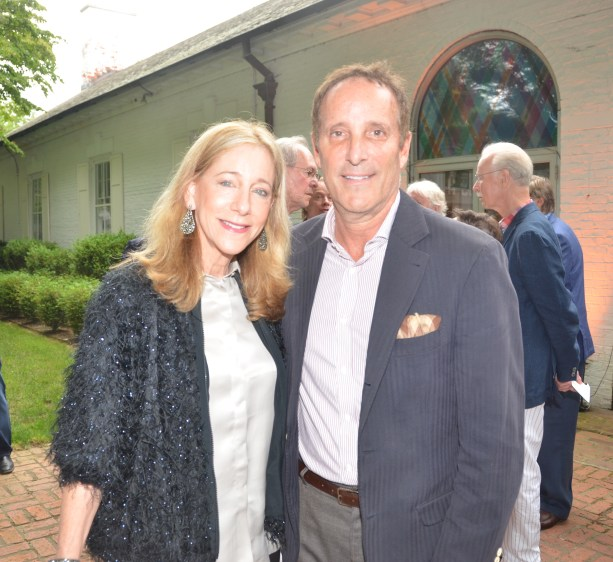 Renee & Richard Steinberg by Barry Gordin
